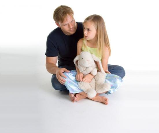 ребенок после развода остается с отцом