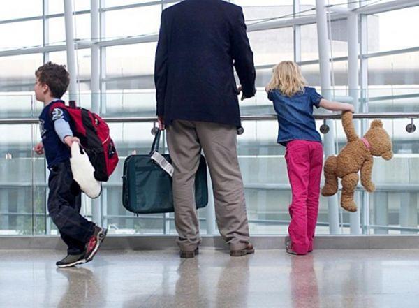 разрешение на вывоз ребенка