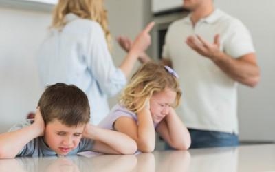 как развестись,если есть дети