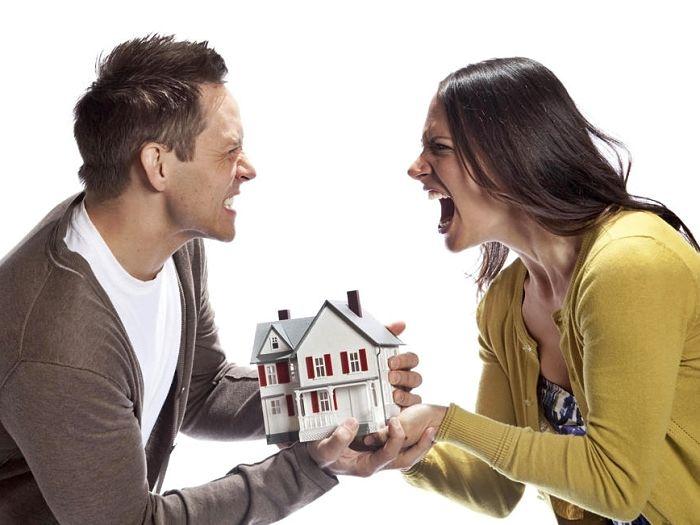 Раздел совместно нажитого имущества при разводе