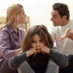 Ограничение отца в общении с ребенком