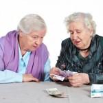 Правила удержания алиментов с пенсии