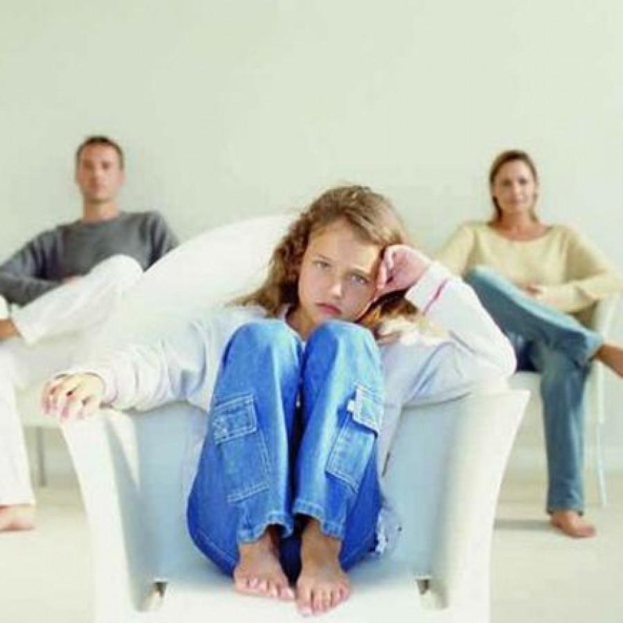 как развестись, если есть маленький ребенок