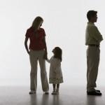 Как определяется место жительства детей при разводе?
