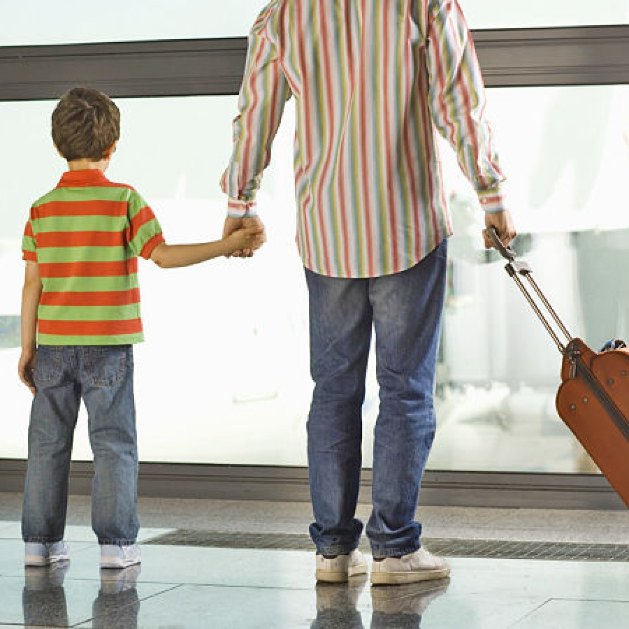 вывоз ребенка за границу