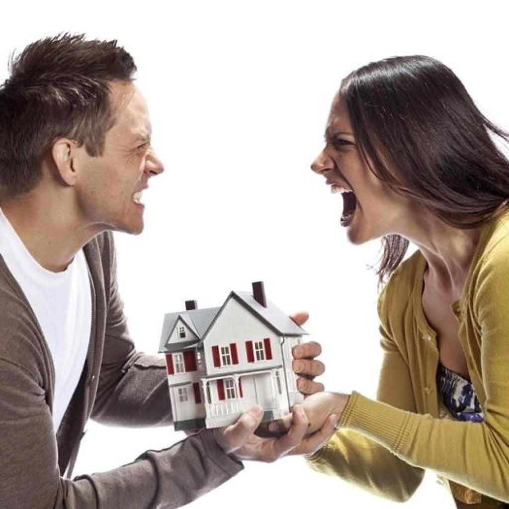 как делать раздел имущества